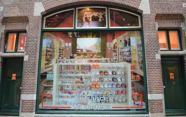 Souvenir winkel