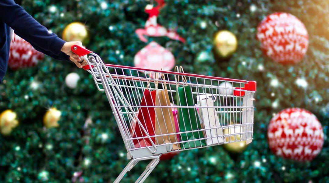 kerstinkopen doen bij retailers in nederland