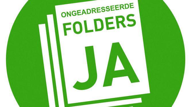 Fieldmarketing als alternatief ja/ja sticker