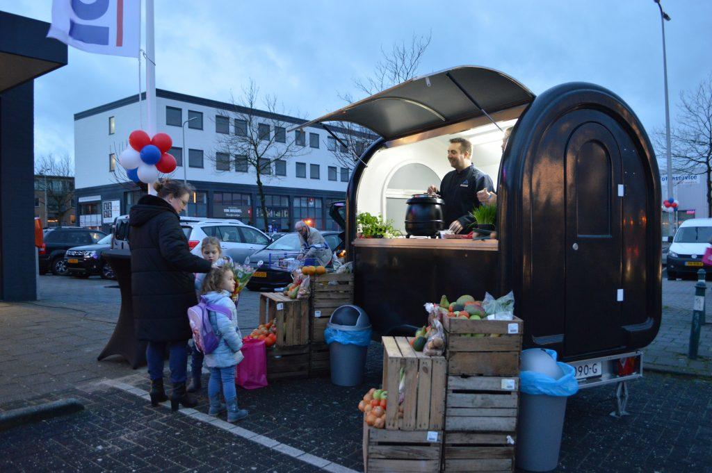 kleine Food Truck huren bij Dutch Moving Media