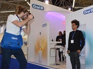 Fotomarketing promotie Oral B