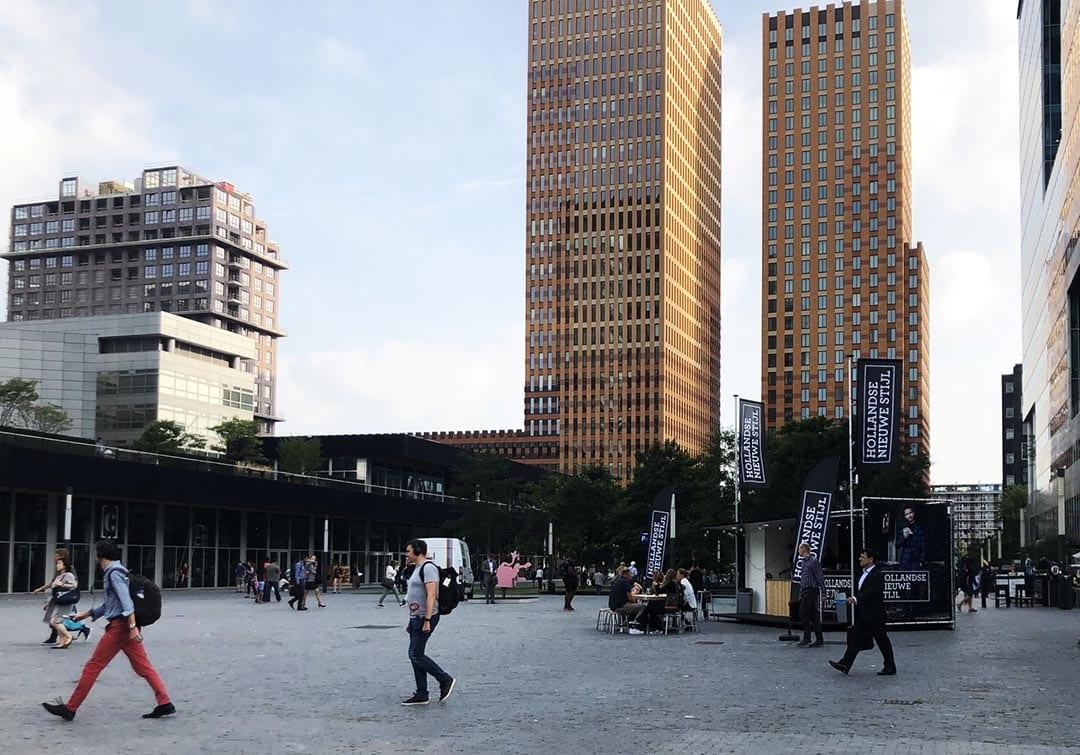 Hollandse Nieuwe Stijl toert door het land met verrukkelijke pop-up tasting
