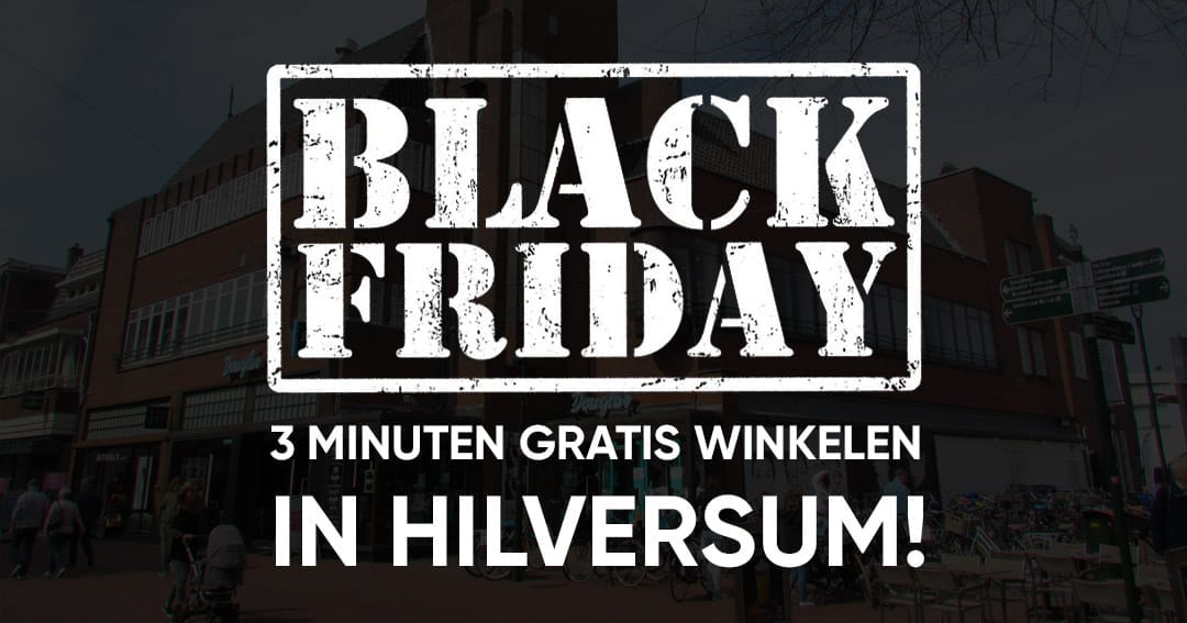 FRIDAY in Hilversum was nooit eerder zo BLACK