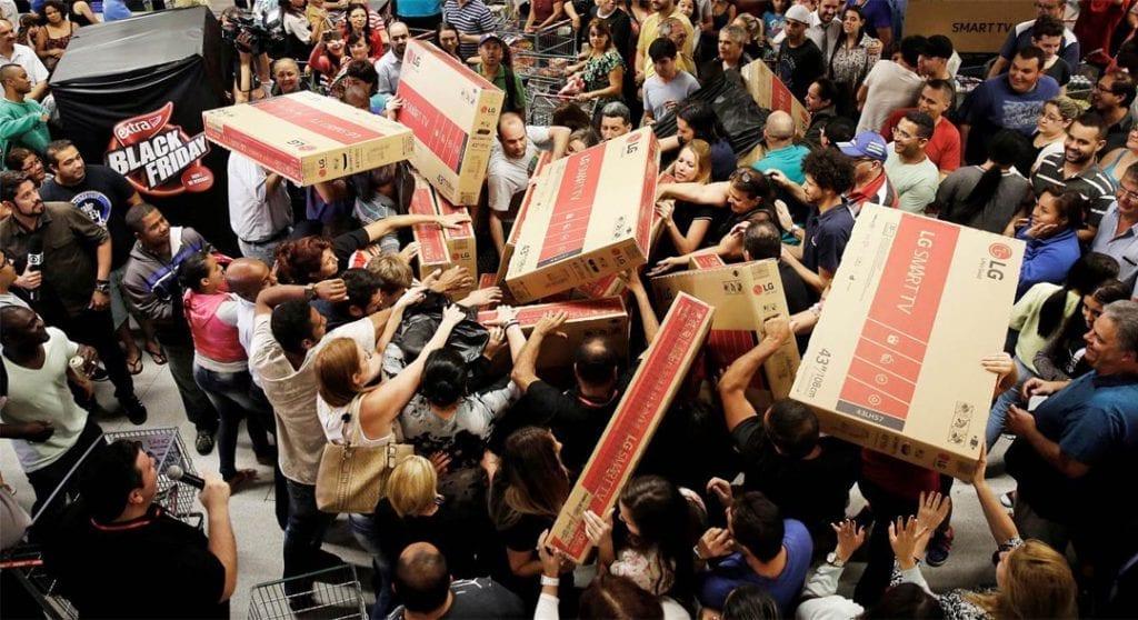Black Friday is een grote verleiding voor de consument