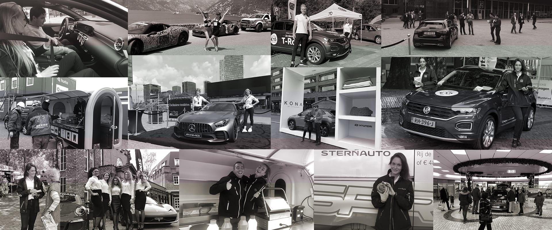 Automotive 2018: een geweldig jaar vol auto activatie!