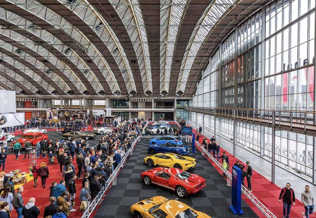 IAMS show in RAI Amsterdam