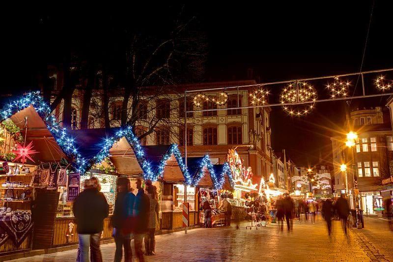 Winter Village in stadshart Amstelveen zorgt voor een unieke kerstbeleving