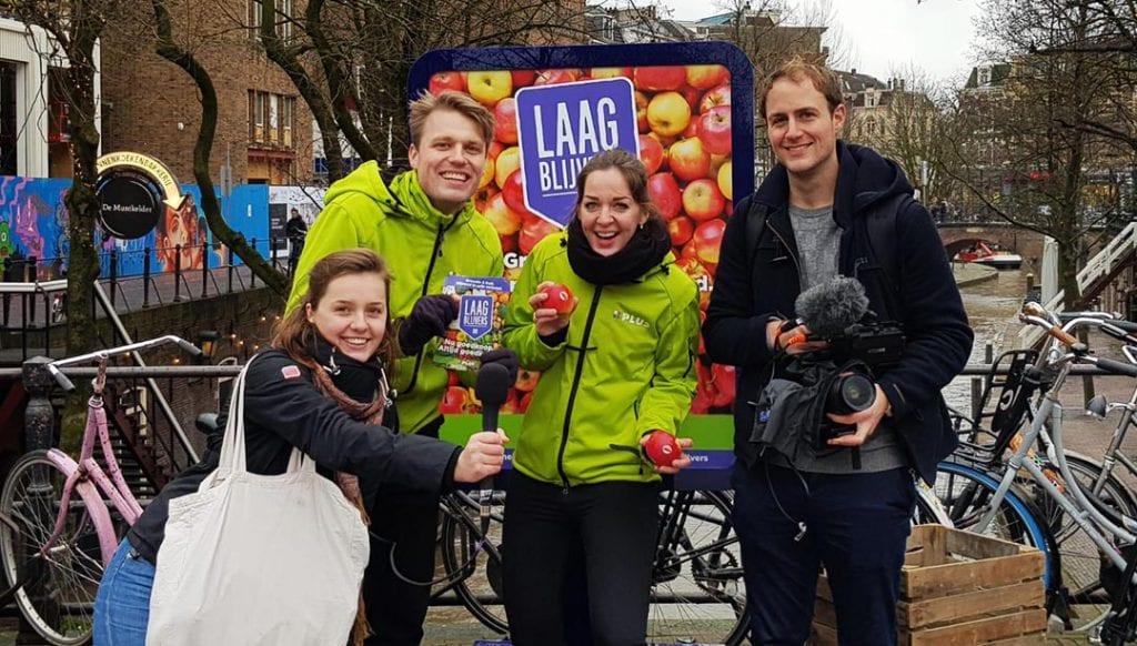 Kwalitatieve promotiemedewerkers Dutch Moving Media