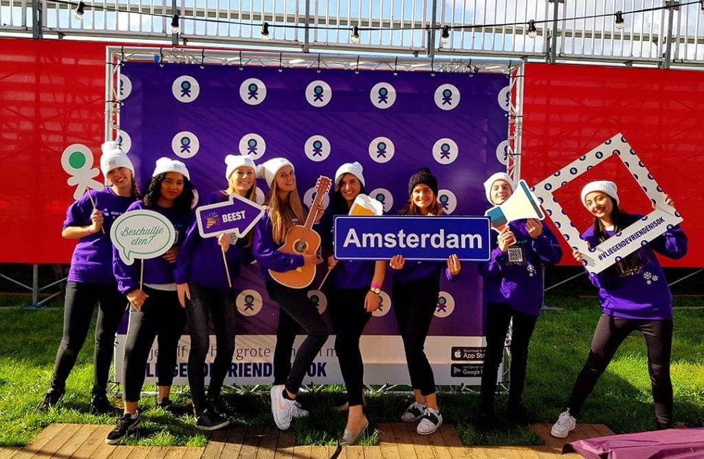 promotieteam flying dutch amsterdam