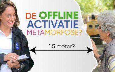 Komt er een offline activatie metamorfose?